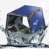 SOKOO 22W 5V 2-Port USB Portable Foldable Solar Charger with High Efficiency Solar Panel, Reinforced and Waterproof, for Cell Phone, iPhone, Backpack and Outdoors (Camouflage)