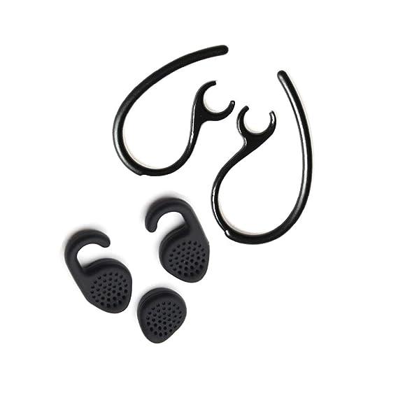 Amazon.com: New 3pcs Gel Ear bud earbuds tip + 2pcs ear hook loop