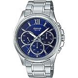 Casio Enticer Analog Blue Dial Men's Watch - MTP-E315D-2AVDF (A1354)