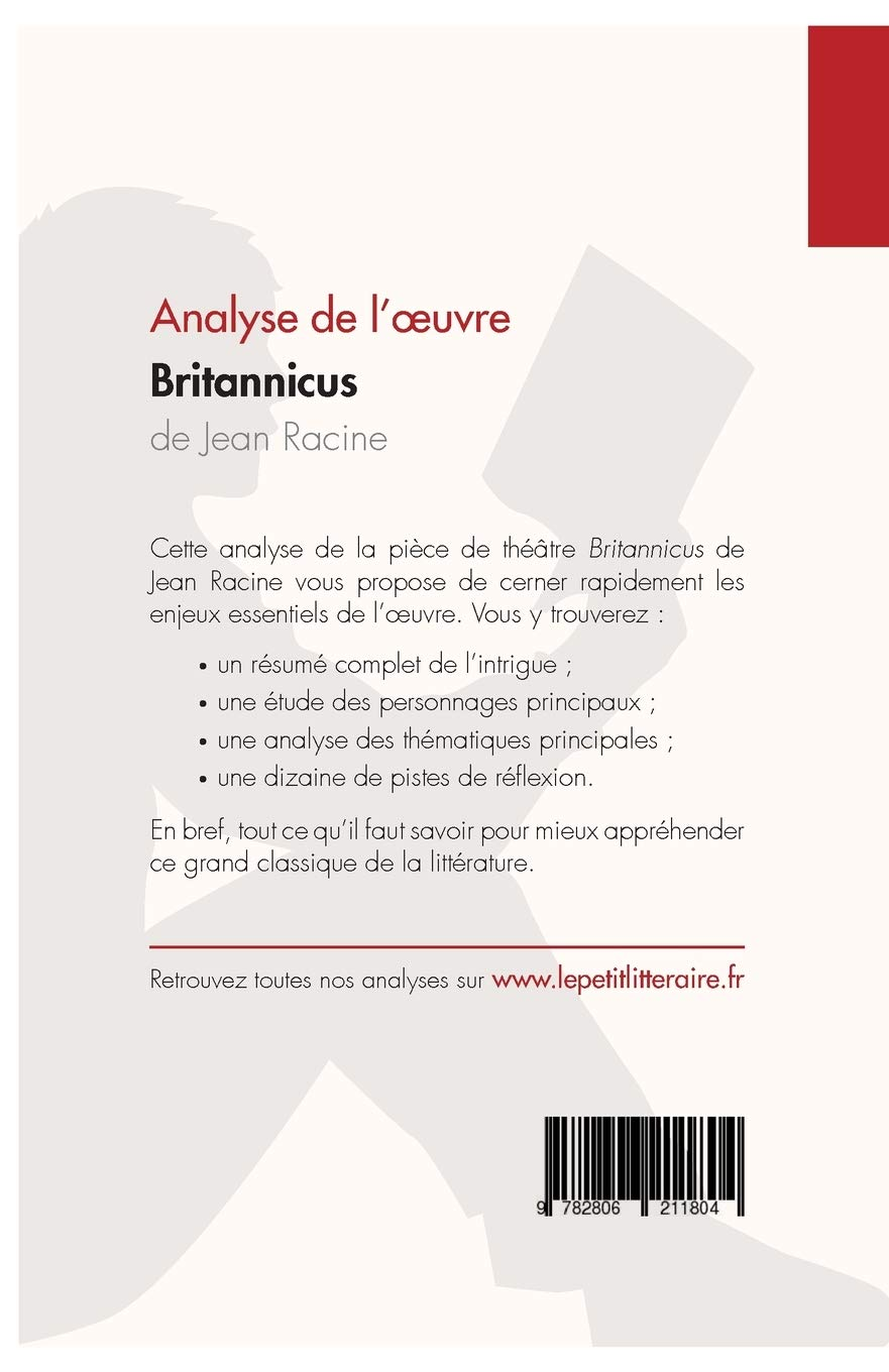 Resume britannicus jean racine cover letter for resume email