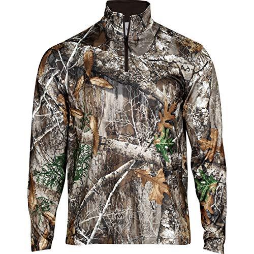 Rocky Men's Venator Camouflage Fleece Zip Shirt