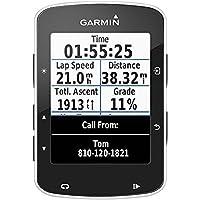 Garmin Edge 520 - GPS-Fahrradcomputer für ambitionierte Rennfahrer mit 2,3 Zoll (5,8 cm) Farbdisplay und Strava Live Segmenten