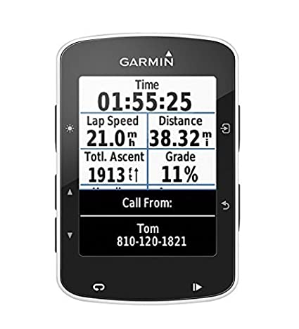 Review Garmin Edge 520 Bike