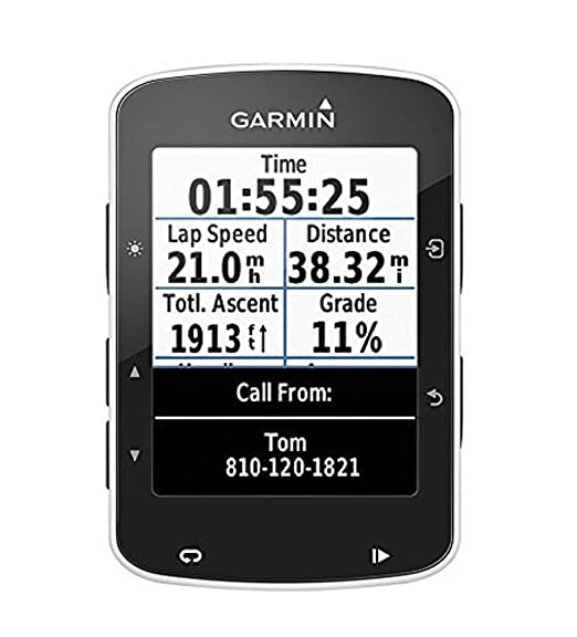 Garmin Edge 520 Pack - Ciclocomputador