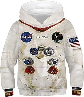 Mono de Moda Ropa de Astronauta de la NASA Niño Adulto Astronauta ...