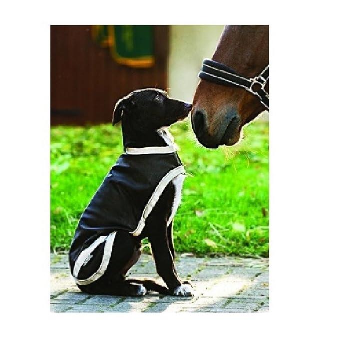 Horseware Rambo - Manta/Abrigo Impermeable para Perros: Amazon.es: Ropa y accesorios