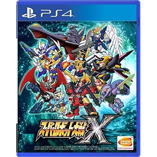 SUPER ROBOT WARS X (CHINESE SUBS) for PlayStation 4 by Bandai Namco Games (Image #1)