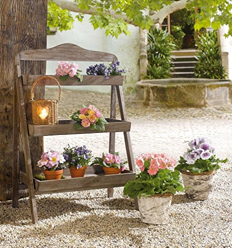 Top 10 Best Wooden Plant Stands Top Reviews No Place