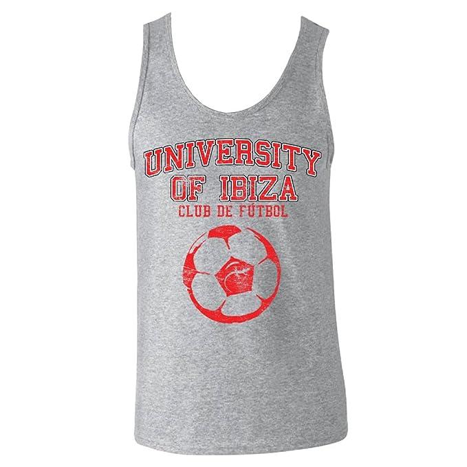 University of Ibiza: Fútbol Camiseta sin Mangas hombre: Amazon.es: Ropa y accesorios
