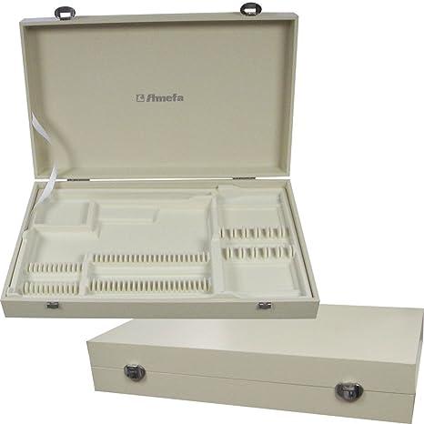 Amefa136306 - Caja para cubertería (para 49 piezas)