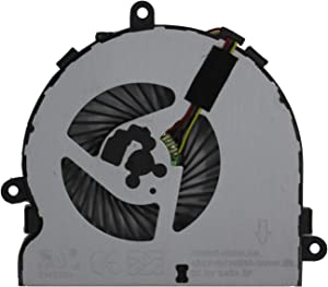 GIVWIZD Laptop Replacement CPU Cooling Fan for HP 15-ay116ne 15-ay117cl 15-ay125nr 15-ay127cl 15-ay130nr 15-ay138cl 15-ay145nr 15-ay147cl