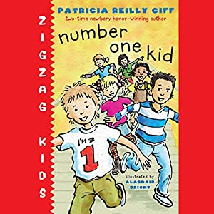 Number One Kid Audiobook