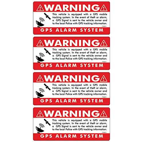 STICKERS FS001 Vehicle Security System product image
