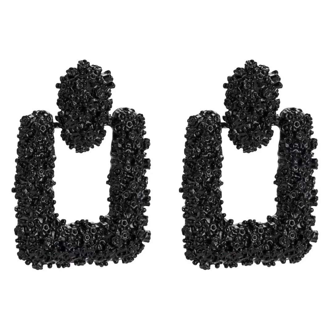 Arichtop 1 Paire Boucles dOreilles Rondes Rondes Boucles dOreilles Femmes Boucles dOreilles Pendantes Boucles dOreilles