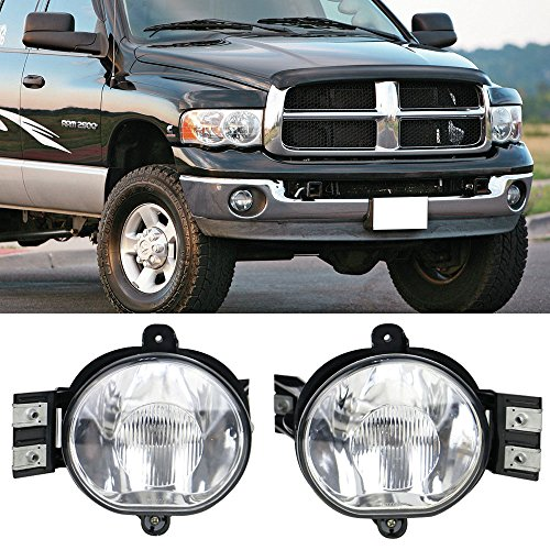 fog lights for dodge ram 2500 - 6