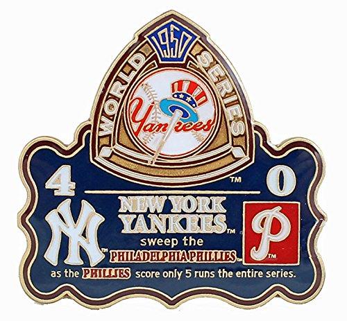 1950 MLB World Series History Pin - Limited Edition 1,000