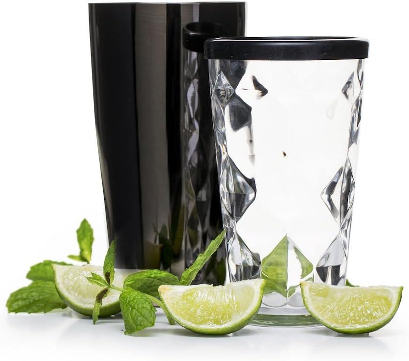 Sagaform Ice shot Glass Mold Boston Shaker N//a