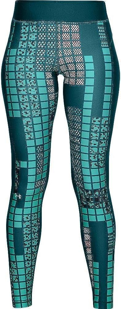Under Armour Womens HeatGear Printed Leggings