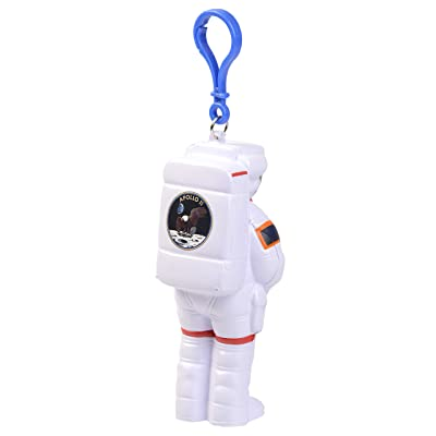 Nasa Apollo 11 Logo Foam Astronaut: Toys & Games