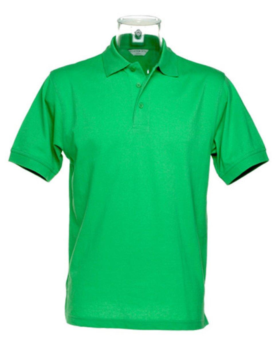 Kustom Kit Klassic Pique Polo - Apple Green - size XL