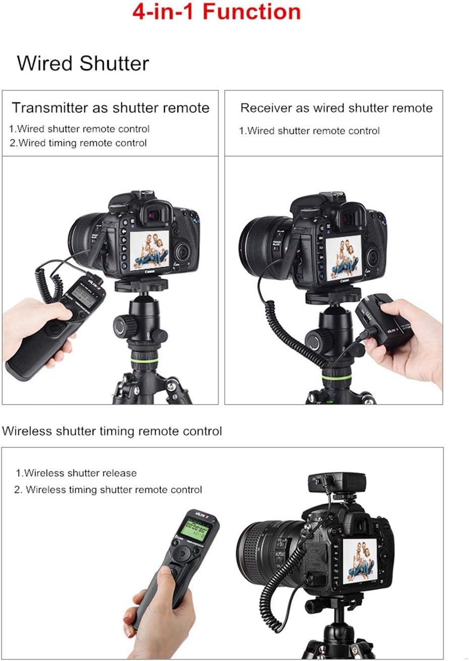 Viltrox Jy 710 Kabelloser Fernauslöser 2 4ghz Kamera