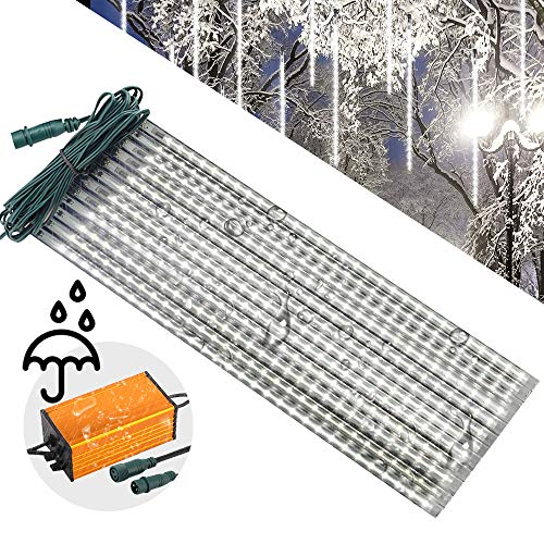 720 White Led Icicle Lights in US - 1