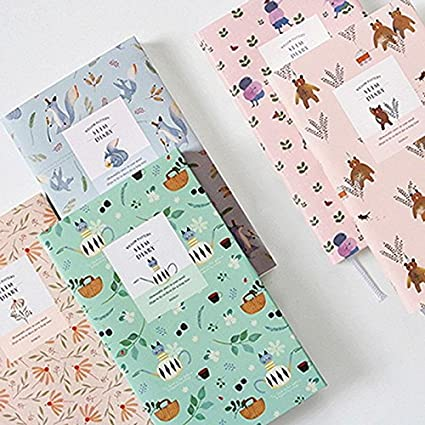 Amazon.com : 2018 Blank Diary Notebook Journal Paper Planner ...