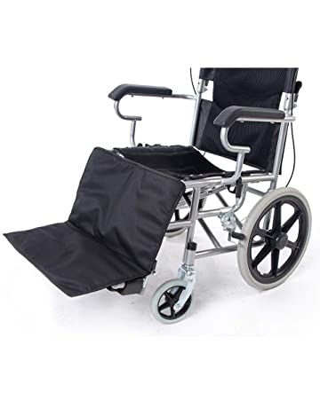 QEES - Reposapiés para silla de ruedas, resistente y grueso, cómodo para silla de
