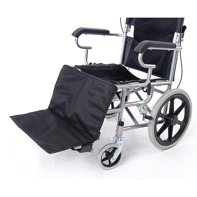 QEES - Reposapiés para silla de ruedas, resistente y grueso, cómodo para silla de ruedas: Amazon.es: Salud y cuidado personal