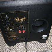Amazon.com: Klipsch KSW-10 10-Inch 225-Watt Subwoofer