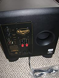 klipsch ksw 10 hookup Help klipsch quintet with sub & receiver i recently purcahsed the klipsch quintet 5 speaker system for my first home if you hook up.