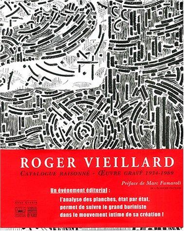 Read Online Roger Vieillard : Catalogue raisonné Oeuvre gravé (1934-1989) ebook