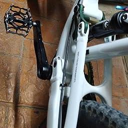 RockBros aluminio 093907 Pedales Bicicleta Bicycle Bike MTB BMX ...
