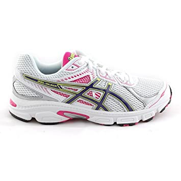 7c38bfbef7a9 ASICS Gel-IKAIA 5 GS Junior Running Training Shoes (13 UK)  Amazon ...