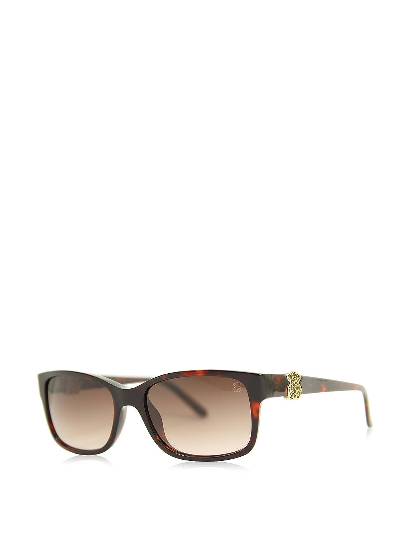Tous Gafas de Sol STO-789-0706 (55 mm) Marrón: Amazon.es ...