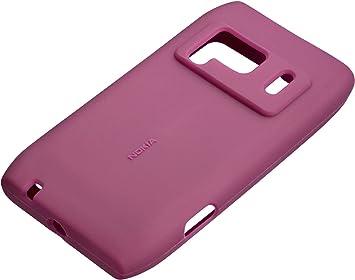 Nokia NOCC1005P - Funda para smartphone Nokia N8, color púrpura