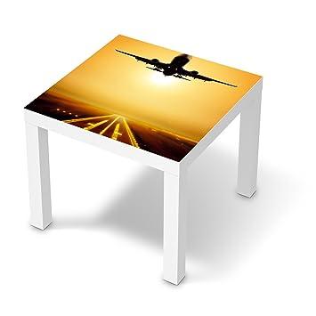 creatisto Klebefolie Sticker Aufkleber für IKEA Lack Tisch 55x55 cm | Möbel  folieren Möbelaufkleber Möbelfolie | Schöner Wohnen Esszimmer ...