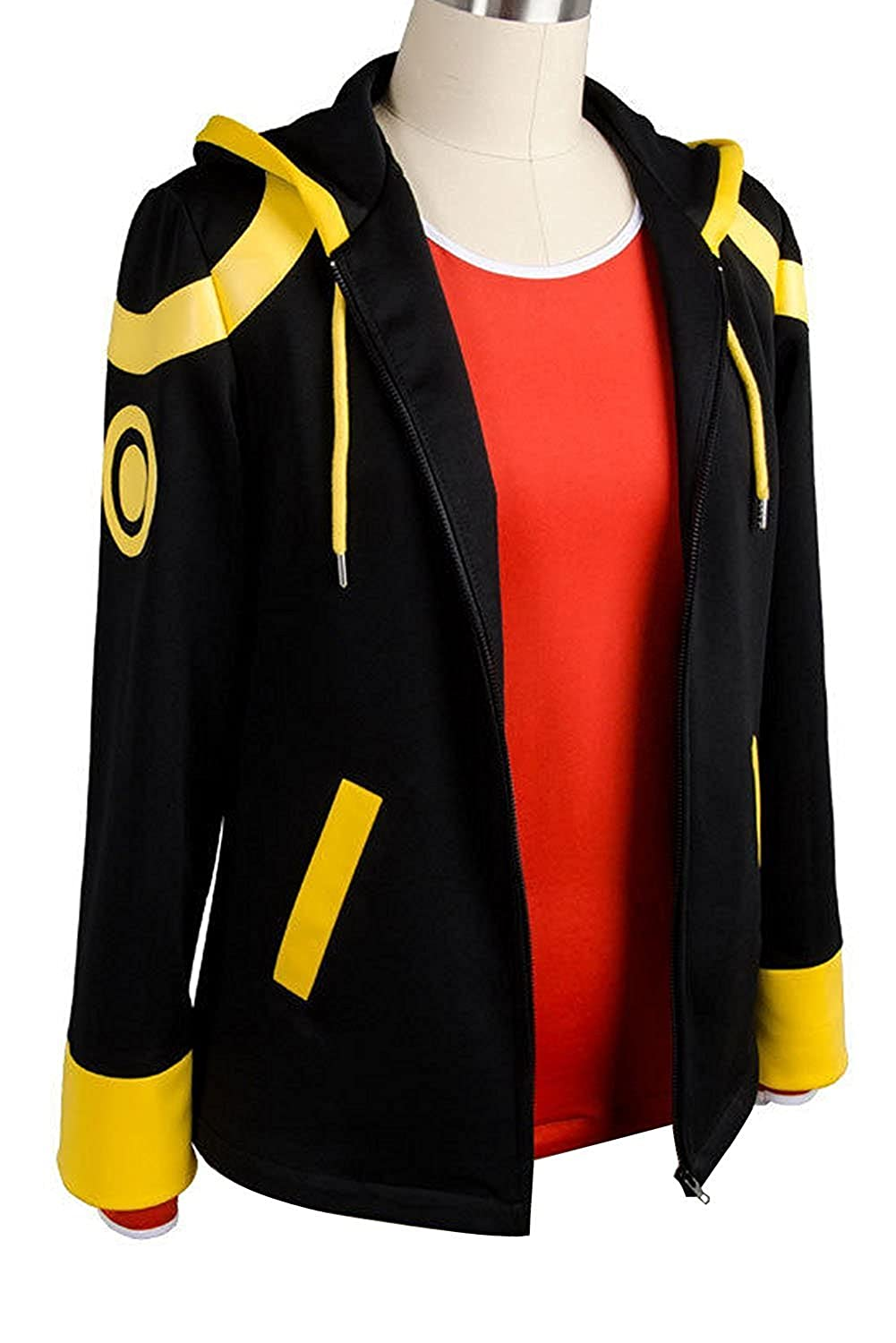 Amazon.com: mingL Casual Mystic Messenger 707 Extreme Saeyoung Choi Cosplay Costume Jacket Shirt Suit: Clothing