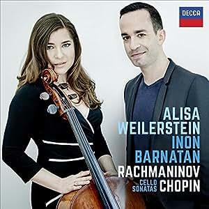 Chopin & Rachmaninov Cello Sonatas