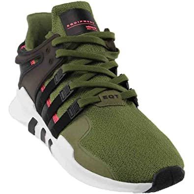 big sale aea83 41317 adidas Equipment Support ADV Mens in Olive CargoTurbo, 10
