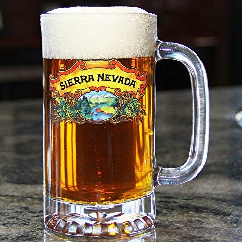 (Sierra Nevada Brewing Company - 16oz Tankard Mug)