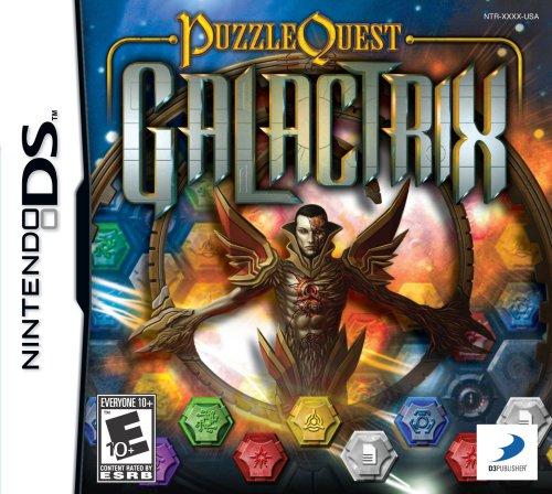 Price comparison product image Puzzle Quest Galactrix - Nintendo DS