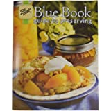 Ball Blue Book Guide to Canning Preserving Book 21400