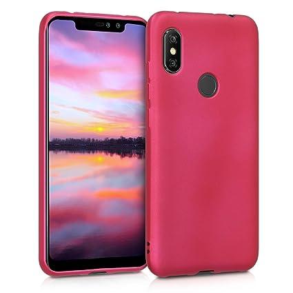 Amazon.com: Kwmobile - Carcasa de silicona y TPU para Xiaomi ...