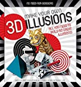 3D illusions pack: All you need to build 50 great illusions