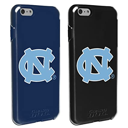 8a4f05d52b7566 Image Unavailable. Image not available for. Color  North Carolina Tar Heels  Fan Pack (2 Cases) for iPhone 6 ...