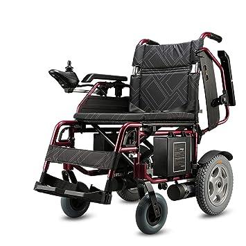 Amazon.com: Nightwall - Silla de ruedas eléctrica plegable y ...