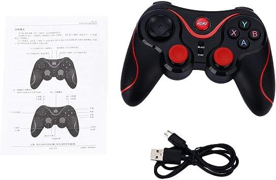 Zinniaya Gamepad Joystick inalámbrico Joypad Gaming Controller ...