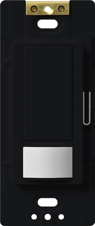 Lutron MS-VPS5M-LA Maestro 600 Watt Single Pole//3-Way Vacancy Sensor Switch Light Almond