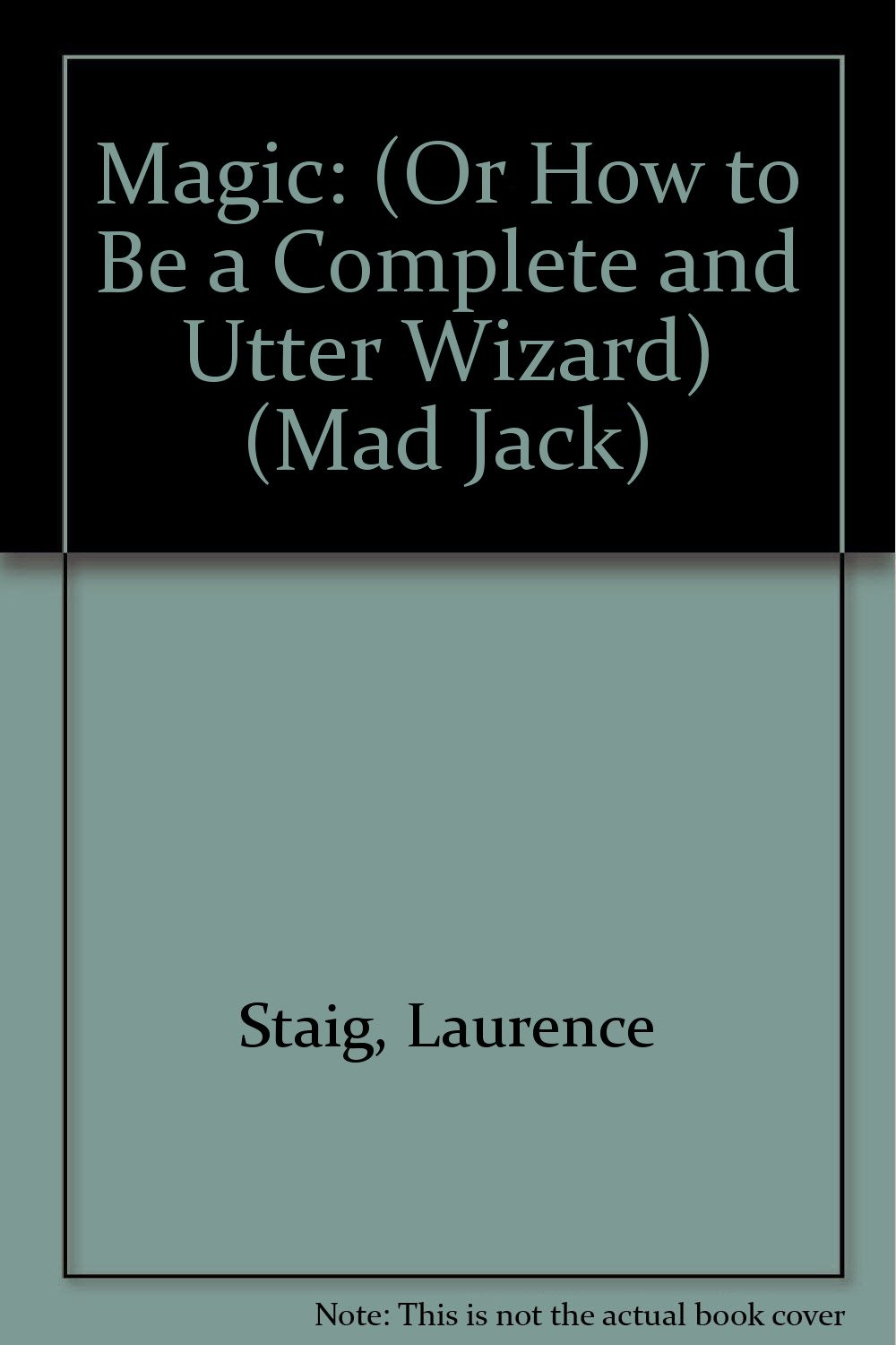 Mad Jack: Magic